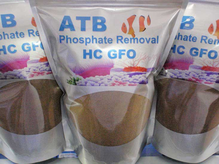 ATB High Capacity GFO (Phosphates Remover)