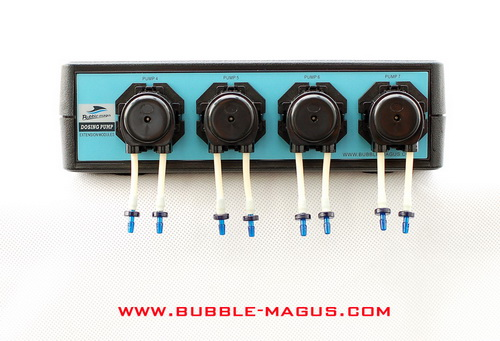 Bubble Magus BM-T02 4 Channel Extension Dosing Pump