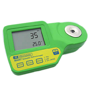 Milwaukee Digital Seawater Refractometer