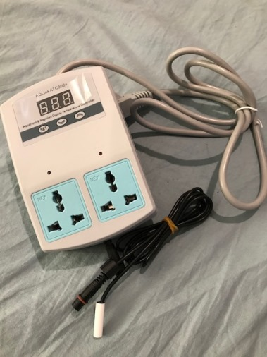 Temperature Controller (Heating/Cooling) for Aquarium/Reptiles