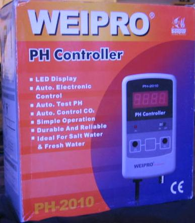 Weipro PH-2010 PH Controller with Probe